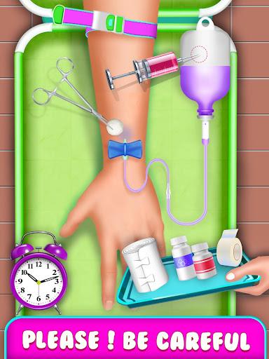 Blood Injection Simulator Checkup Hospital 1.1.1 screenshots 8