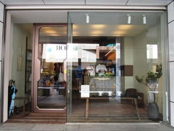 世界咖啡冠軍王策的品牌概念店~ VWI by CHAD WANG