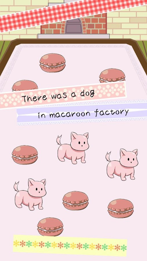 MacaronDog- screenshot