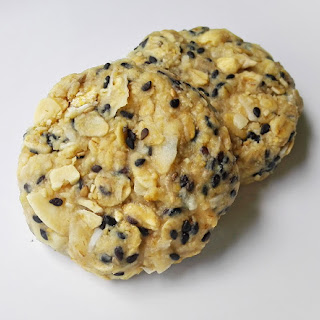 Delicious Raw Vegan Cookies.