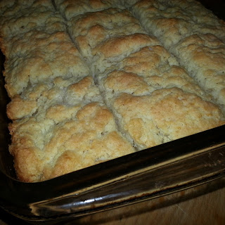 4 Ingredient Butter Biscuits