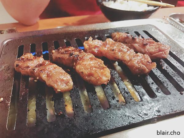 大阪燒肉雙子Futago‧超正點肋眼牛燒肉,牛肉部位超豐富in中山