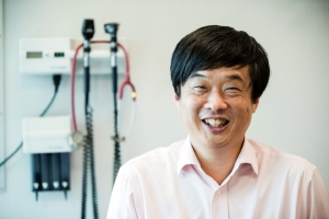 Han Chong Toh, chief medical officer of Tessa Therapeutics and deputy director of Singapore's National Cancer Centre. Picture: Bloomberg