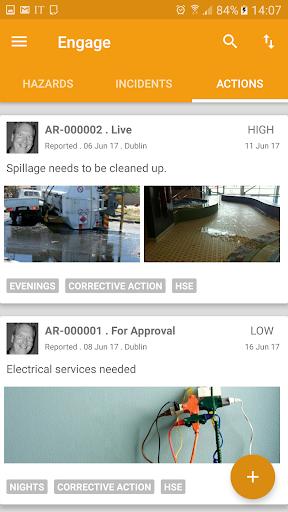 Engage 1.0.22 screenshots 5