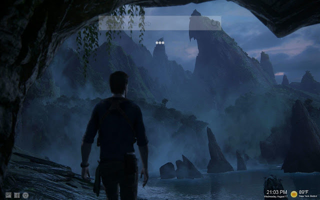 Uncharted 4 A Thiefs End Themes Tab Hd