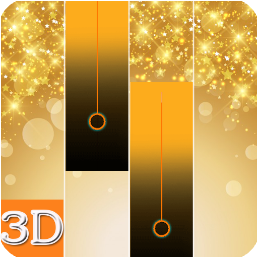 piano gold tiles 2018 (game)