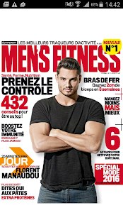 Men's Fitness France- screenshot thumbnail