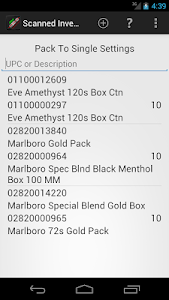 External Scanner Inventory screenshot 5