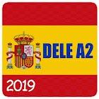 DELE A2 Examen 2019 nacionalidad española icon