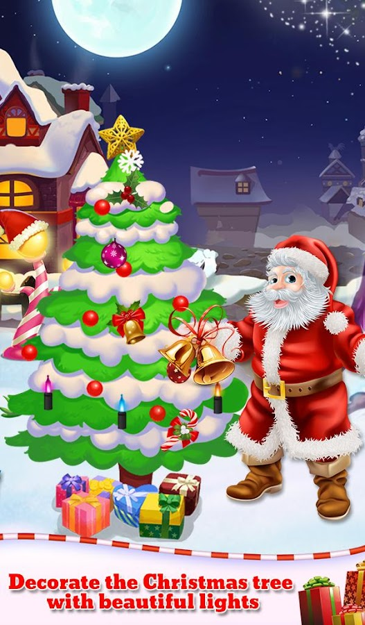 Christmas Maker Games- screenshot