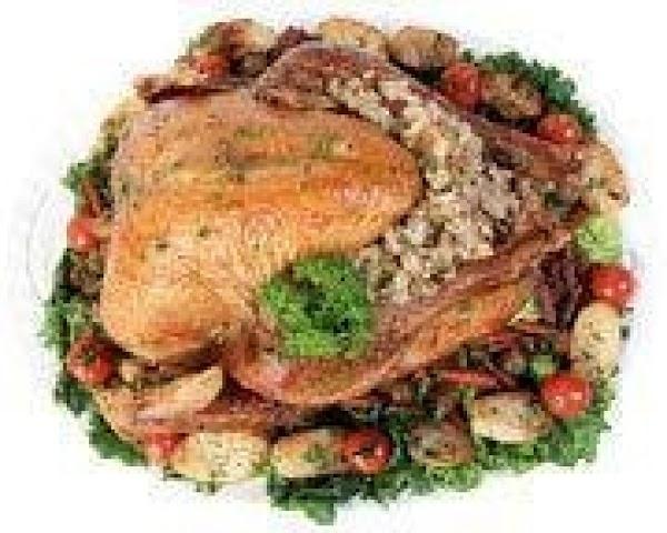 Savory Roast Turkey Recipe