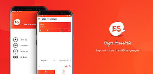 Oiga translate -  picture and voice translator APK