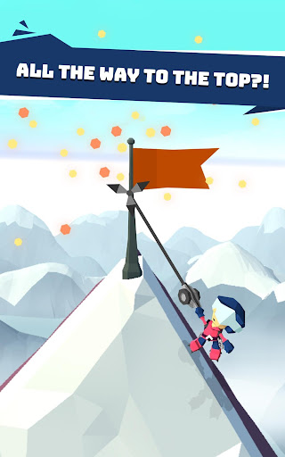 Hang Line: Mountain Climber screenshot 8