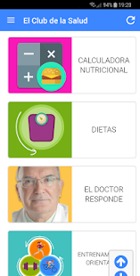 El Club de la Salud- screenshot thumbnail