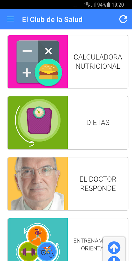 El Club de la Salud- screenshot