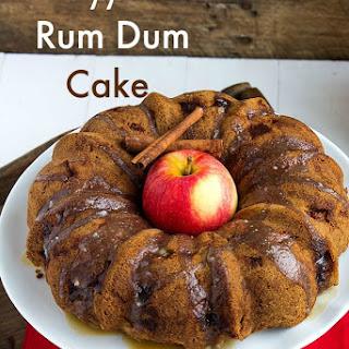 Apple Rum Cake Recipes