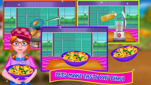 Indian Food Factory Chef for PC