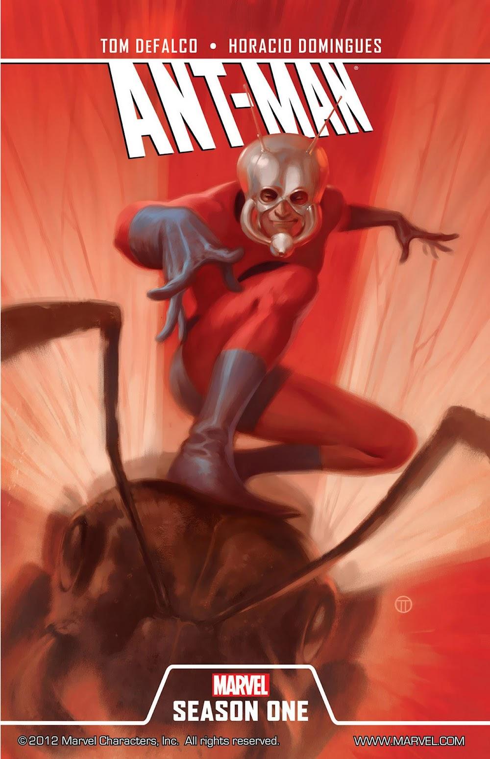 Ant-Man: Season One (2012)