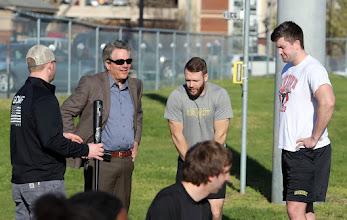 Photo: 4-9-2016 - Photos of the Inaugural debut of Vanderbilt Graduate Olympics for the Owen Graduate School of Management.  (Vanderbilt University / Steve Green)