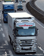 Photo: SOSTMEIER in Silber   -----> just take a look and enjoy www.truck-pics.eu