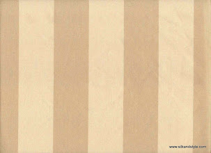 Photo: Silk Taffeta - Stripes ~ IND - 3D