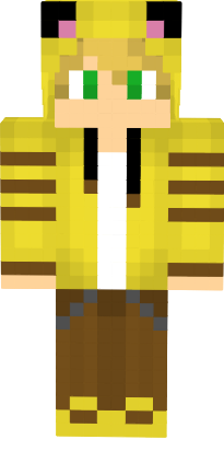 pikachu boy   Nova Skin Skydoesminecraft Pikachu Minecraft Skin