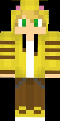 Pikachu Boy Nova Skin