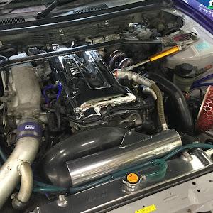 シルビア S14 後期 カタツムリ付きのエンジンのカスタム事例画像 garage TEN STYLEさんの2018年04月14日17:33の投稿