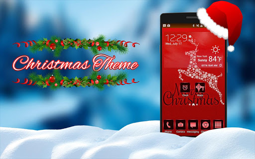 Christmas Launcher and Theme