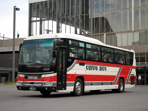 北海道中央バス「高速あさひかわ号」 4463
