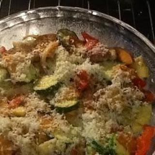 Harvest Vegetable Casserole