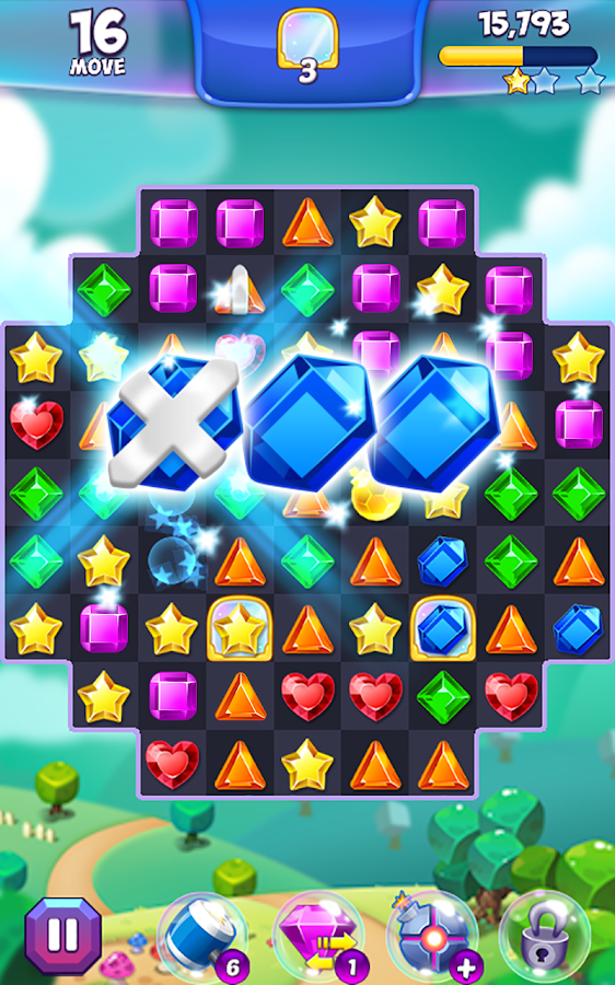 Jewel Match King: Quest – Screenshot