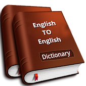 English to English Dictionary