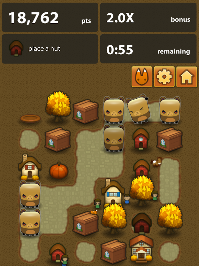 Triple Town- screenshot
