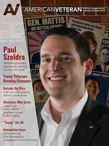 American Veteran Magazine