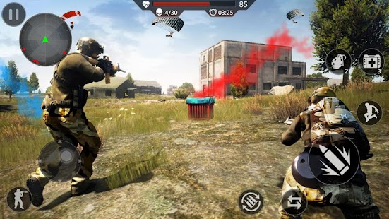 Critical Action :Gun Strike Ops - Shooting Game Screenshot