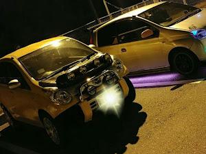ミラ L260V A (5MT・4WD)のカスタム事例画像 まさちか@現実逃避型妄想人″変態王子″さんの2018年03月19日00:08の投稿