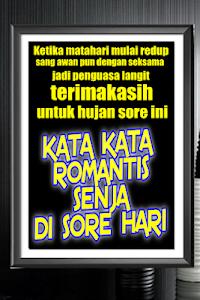Download Kata Kata Romantis Senja Di Sore Hari Apk Latest