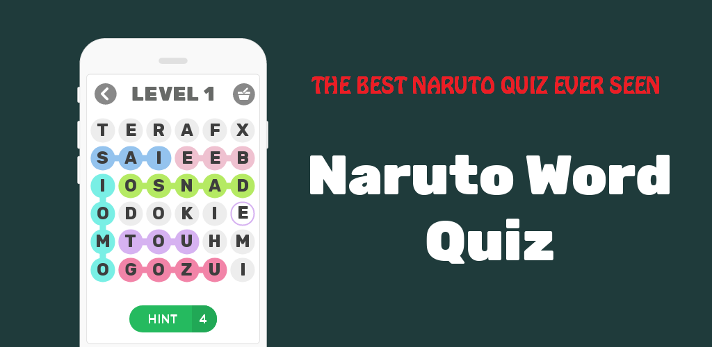 Download Naruto Word Quiz APK latest version game for
