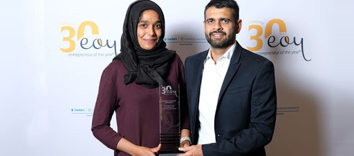 Muhammad Simjee, EOY:2018 Innovator of the Year & co-founder of A2D24.