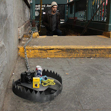 Photo: Hipster Trap In New York.