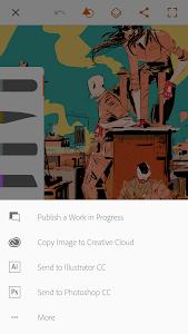 Adobe Illustrator Draw v1.4.267