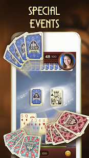 Grand Gin Rummy - Free Card Game With Real People- screenshot thumbnail