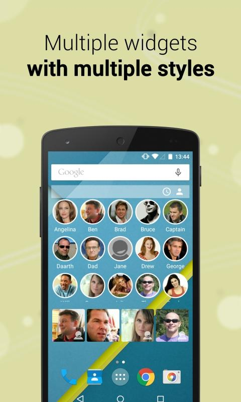 conigri contact widget android apps on google play