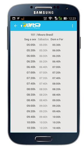 Transa Transporte screenshot 2