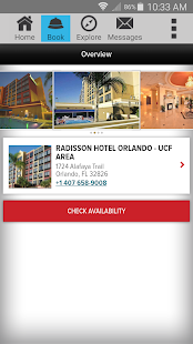 Club Carlson — Hotel Rewards - screenshot thumbnail