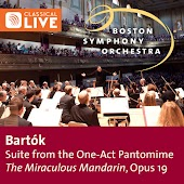 "Bartók: Suite From ""The Miraculous Mandarin"""