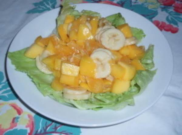Fresh Mango Salad Recipe