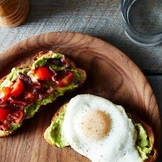 BEAT Breakfast Sandwich.