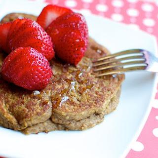 Buckwheat Sweet Potato Pancakes.